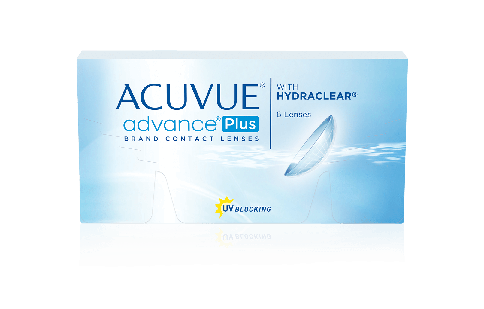 ACUVUE® ADVANCE Plus
